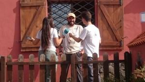 Entrevista Leonardo Puentes, director de Aldeas Infantiles en Poa de Brasil